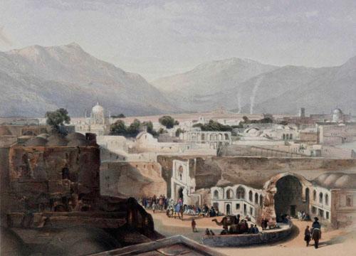 鮮麗なる阿富汗一八四八