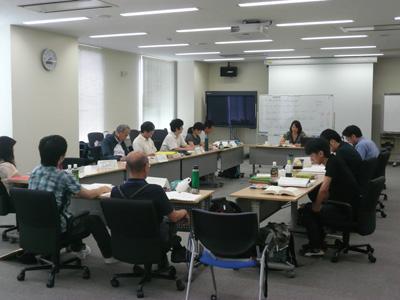 台湾語授業風景