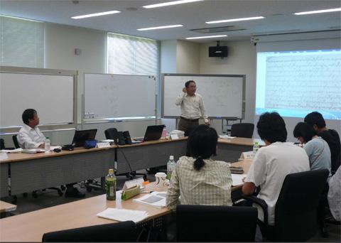 チャム語授業風景