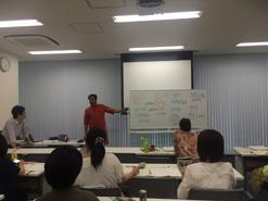 ヒンディー語授業風景2